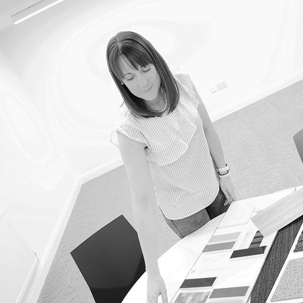 Claire Brown BA (Hons) Senior Designer