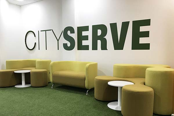 City Serve - Birmingham